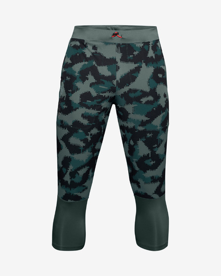 Under Armour Run Anywhere Printed 3/4 Hose