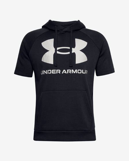 Under Armour Rival Fic Big Logo Sweatshirt