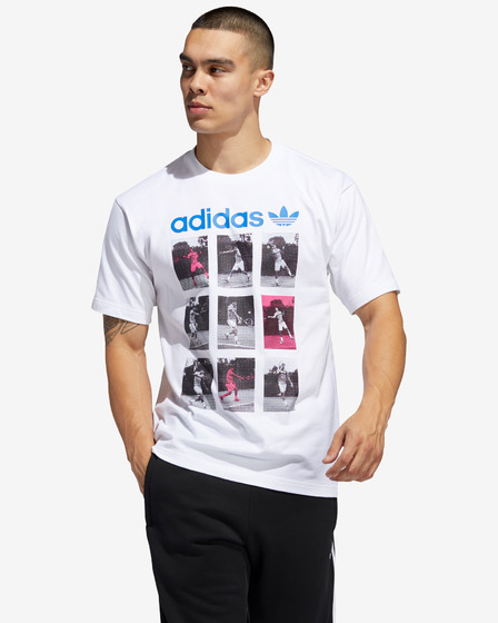 adidas Originals Vintage Sport Card T-Shirt