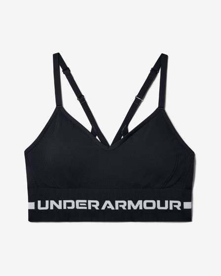 Under Armour Seamless Low Long Sports Büstenhalter