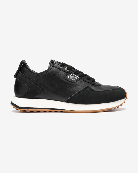 Replay Drum Leather M Tennisschuhe