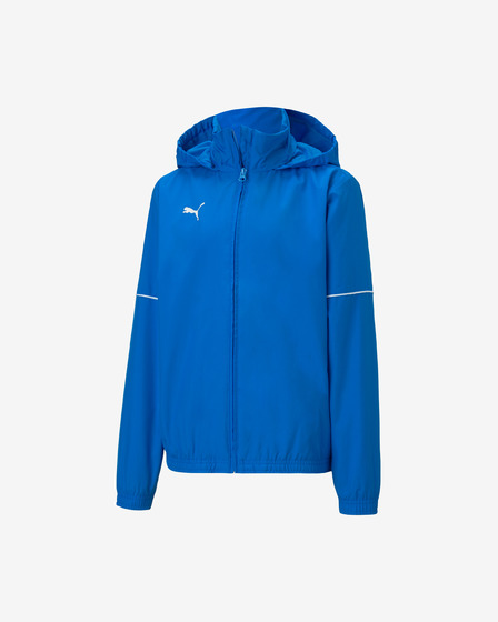 Puma teamGOAL 23 Training Rain Kids Jacket
