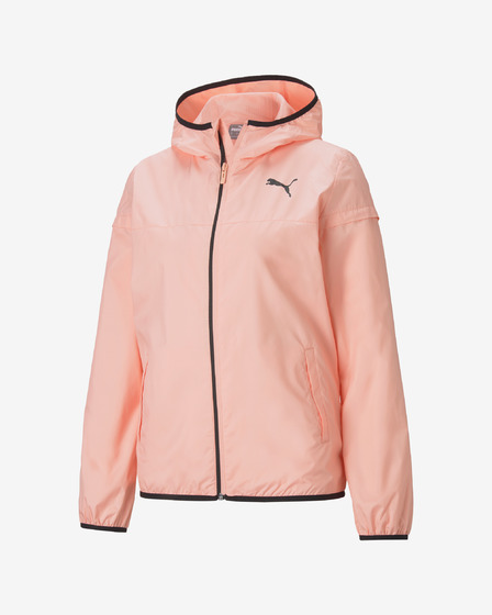 Puma Essentials Solid Windbreaker Jacke