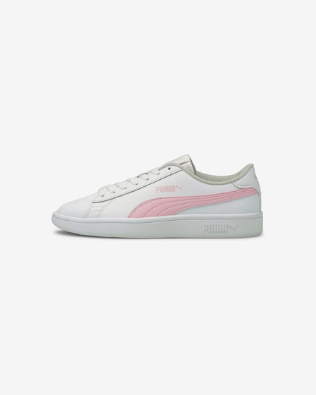 Puma Puma Smash v2 L Jr Kinder Tennisschuhe