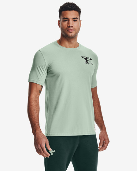 Under Armour Project Rock Wreckling Crew T-Shirt