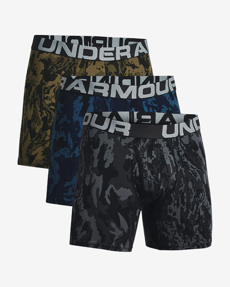 Under Armour Charged Cotton® Boxers 3 pcs
