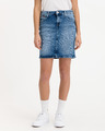Tommy Jeans Classic Denim Skirt
