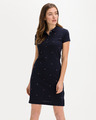 Tommy Hilfiger Felicia Embroidery Polo Kleid