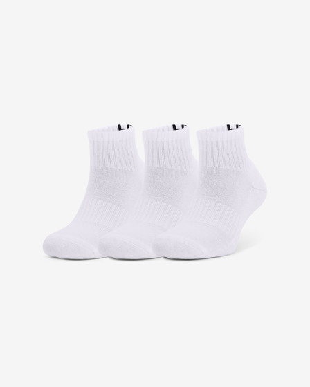Under Armour Core 3 Paar Socken
