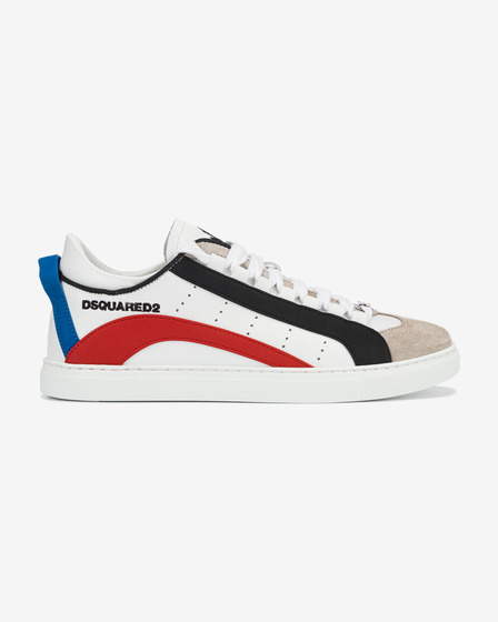 DSQUARED2 Lace-Up Low Top Tennisschuhe