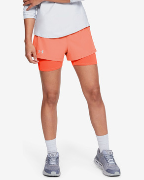 Under Armour Qualifier Speedpocket 2-in-1 Shorts