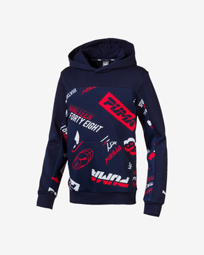 Puma Alpha Sweatshirt Kinder