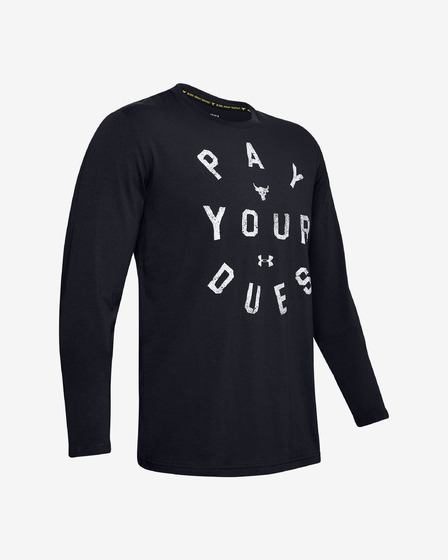 Under Armour Project Rock Pay Your Dues T-Shirt