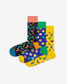 Happy Socks Happy Birthday 3 Paar Socken