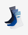 adidas Originals Solid Crew 3 Paar Socken