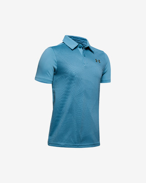 Under Armour Vanish Bunker Polo T- Shirt Kinder