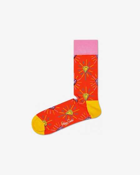 Happy Socks Pink Panther Pink Plunk Plink Socken