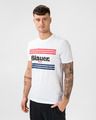 Blauer Stripes T-Shirt