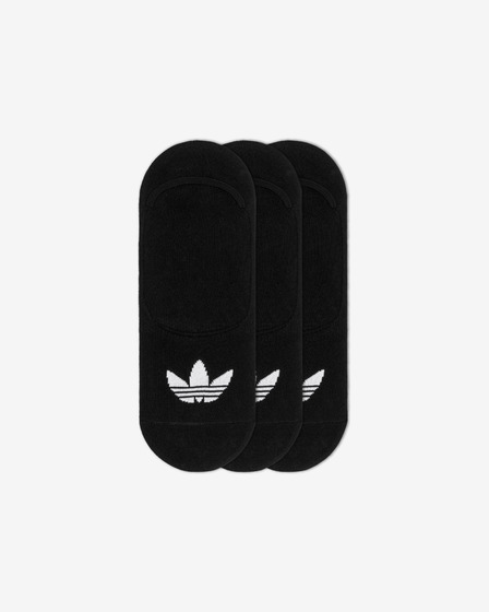 adidas Originals No Show 3 Paar Socken
