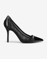 Karl Lagerfeld Manoir Hi Court Pumps