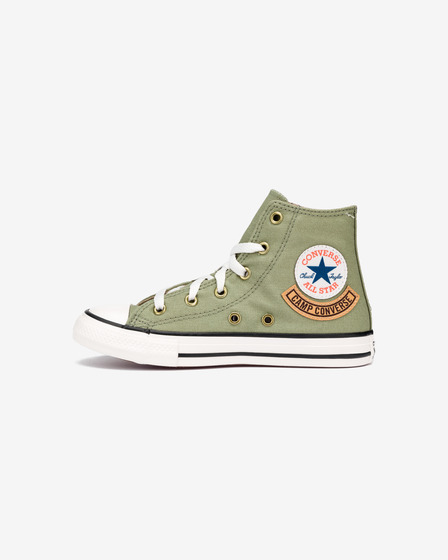 Converse Chuck Taylor All Star Pocket Hi Kinder Tennisschuhe