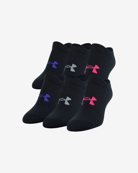 Under Armour Essentials Kids socks 6 pairs