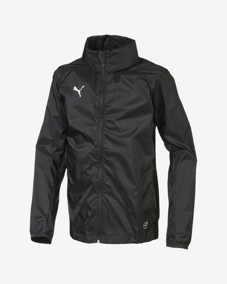 Puma Liga Trg Rain Core Kids Jacket