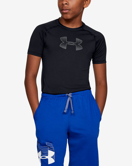 Under Armour HeatGear® Kinder  T‑Shirt