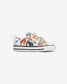 Converse Science Class Easy-On Chuck Taylor All Star Kinder Tennisschuhe