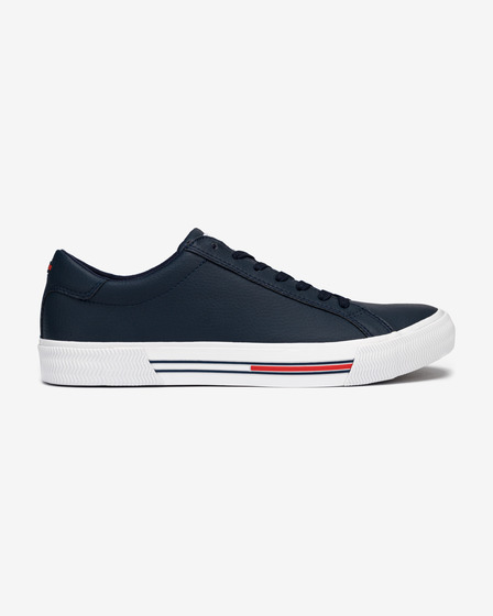 Tommy Jeans Essential Leather Tennisschuhe